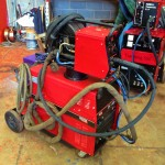 Lincoln Electric CV 405 I Water Cooled MIG Welding Machine 2
