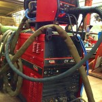 Lincoln Electric CV 405 I Water Cooled MIG Welding Machine 9
