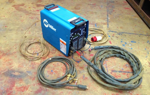Miller Maxstar 300 TIG Welding Machine for Hire