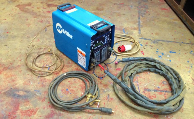 Miller Maxstar 300 DC Hire TIG Welding Machine 1