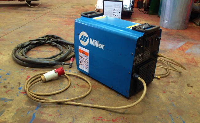 Miller Maxstar 300 DC Hire TIG Welding Machine 3