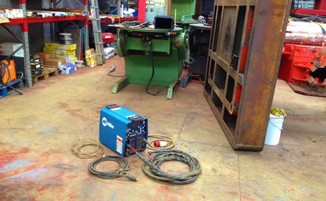 Miller Maxstar 300 DC Hire TIG Welding Machine 6