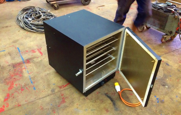 0-320°C Welding Rod Oven Dual Voltage