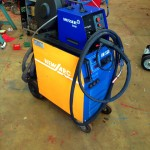 New Arc RM 550 Water Cooled MIG Welding Machine 1