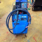 New Arc RM 550 Water Cooled MIG Welding Machine 2
