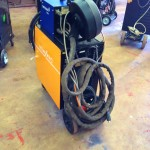New Arc RM 550 Water Cooled MIG Welding Machine 4