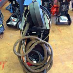 New Arc RM 550 Water Cooled MIG Welding Machine 5
