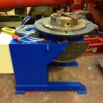 Used 1 tonne Welding Positioner for hire 2