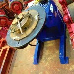 Used 1 tonne Welding Positioner for hire 4