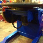 Used 1 tonne Welding Positioner for hire 5