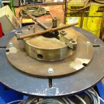 Used 1 tonne Welding Positioner for hire 6