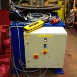 Used 1 tonne Welding Positioner for hire 8