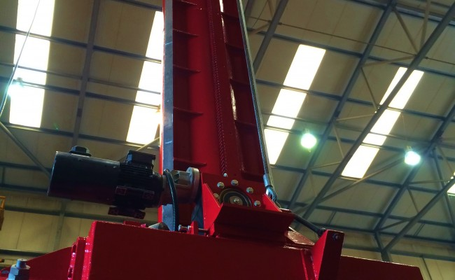 BODE 6 m x 6 m Column and Boom Welding Manipulator 14