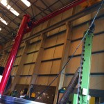BODE 6 m x 6 m Column and Boom Welding Manipulator 18