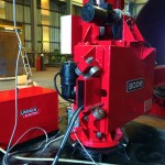 BODE 6 m x 6 m Column and Boom Welding Manipulator 2