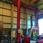 BODE 6 m x 6 m Column and Boom Welding Manipulator 23