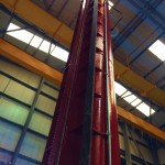 BODE 6 m x 6 m Column and Boom Welding Manipulator 8