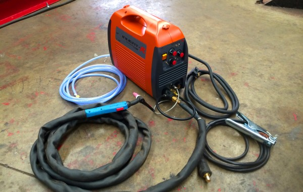 SWP Invert-R TIG 180P Dual Voltage Inverter TIG Welding Machine Complete