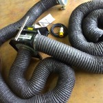 5 Portable Fume Extractor with 6m Hose
