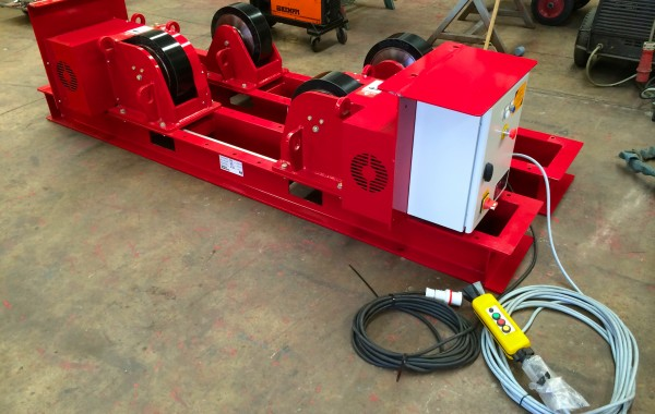 Brand New CR 20 Tonne Conventional Welding Rotators, Hire or Buy
