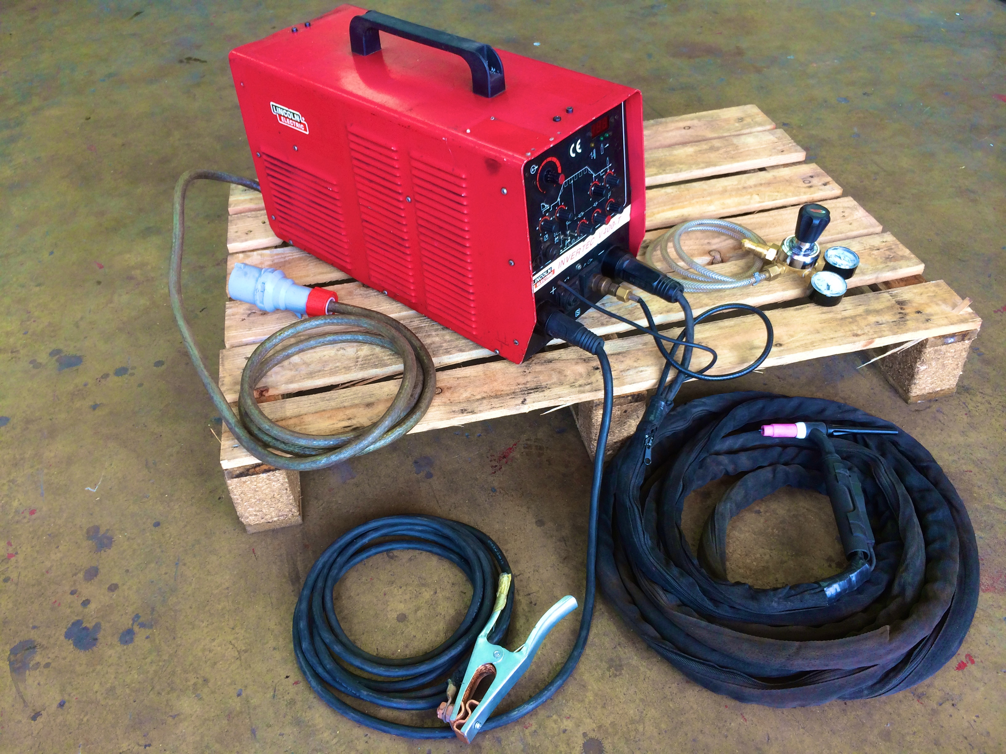 lincoln electric invertec v t tig welding machine phase 1 lincoln invertec v400 t tig welder