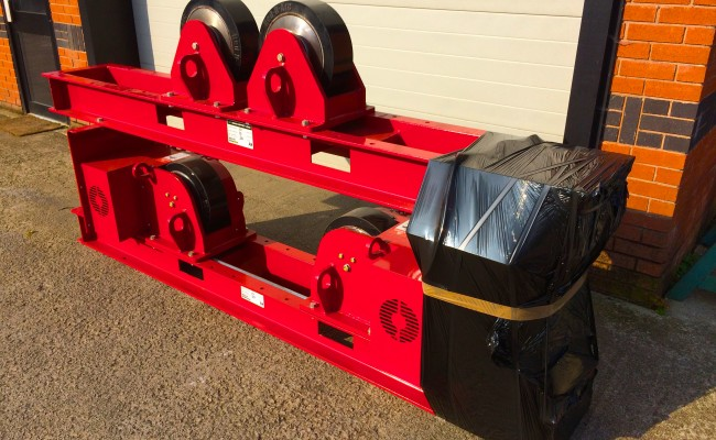 12 CR 20 Tonne Welding Rotators