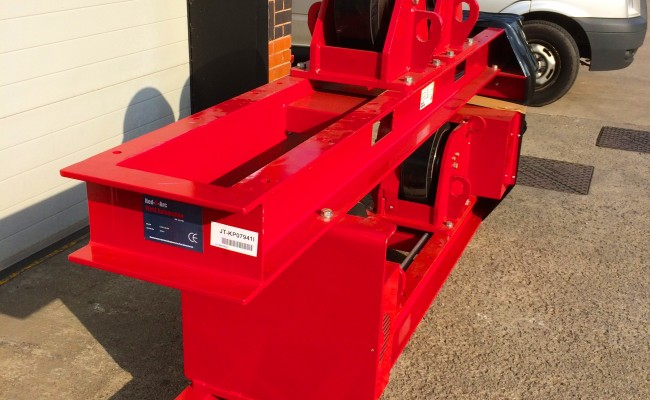 13 CR 20 Tonne Welding Rotators