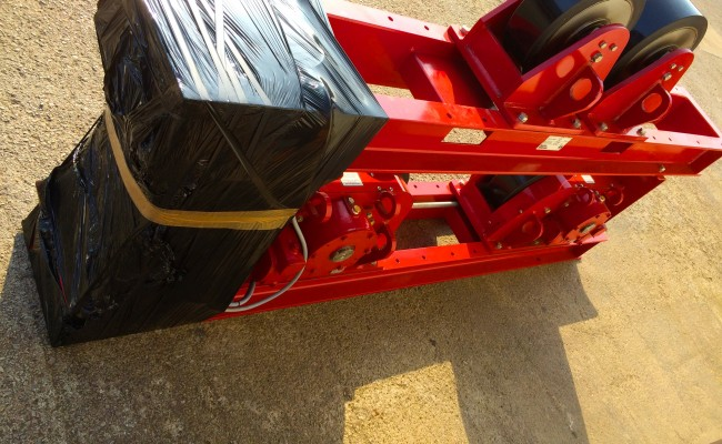 14 CR 20 Tonne Welding Rotators