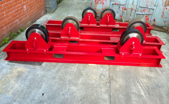 15 CR 20 Tonne Welding Rotators