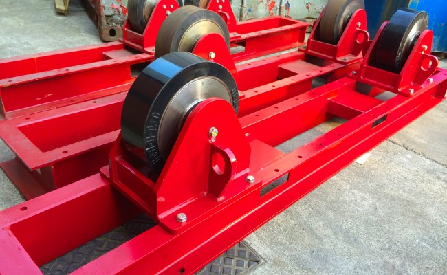 16 CR 20 Tonne Welding Rotators