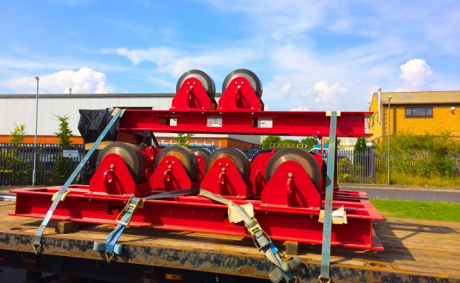 17 CR 20 Tonne Welding Rotators
