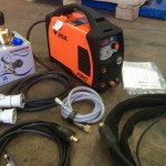 2. Jasic 200P Dual Voltage TIG Welding Machine Complete Package