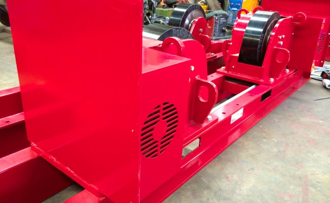 6 CR 20 Tonne Welding Rotators