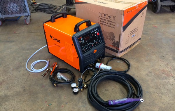 Jasic 315P AC/DC Digital 3 Phase TIG Welding Inverter
