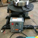 2. 150kg Welding Positioner with quick release chuck