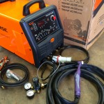 2. Jasic 315P AC:DC Digital 3 Phase TIG Welding Inverter