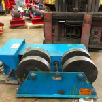 2. Pandjiris 5 Tonne Steel Wheel Pipe Rotators
