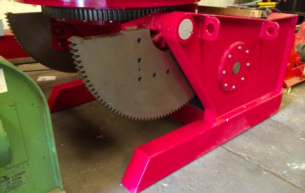 10 Tonne Welding Positioner