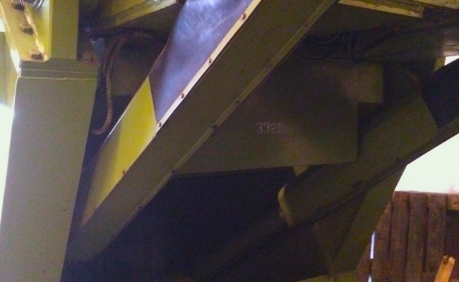 8. 25 Tonne Welding Positioner