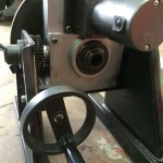 9. 150kg Welding Positioner with quick release chuck