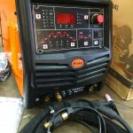 02. Jasic 200P ACDC Digital TIG Inverter