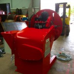 18. 750kg Welding Positioner with 3 Jaw Chuck