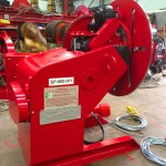 19. 750kg Welding Positioner with 3 Jaw Chuck