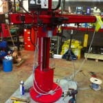 6. 1.8 m x 1.8 m Column and Boom Welding Manipulator with Lincoln Electric LT7 Controller Build Process