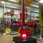 8. 1.8 m x 1.8 m Column and Boom Welding Manipulator with Lincoln Electric LT7 Controller Build Process