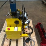 14. 300kg Welding Positioner with Chuck