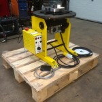 3. 300kg Welding Positioner with Chuck