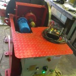3. Used 1 Tonne Welding Positioner with Chuck