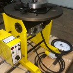 4. 300kg Welding Positioner with Chuck