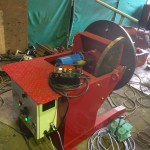 4. Used 1 Tonne Welding Positioner with Chuck